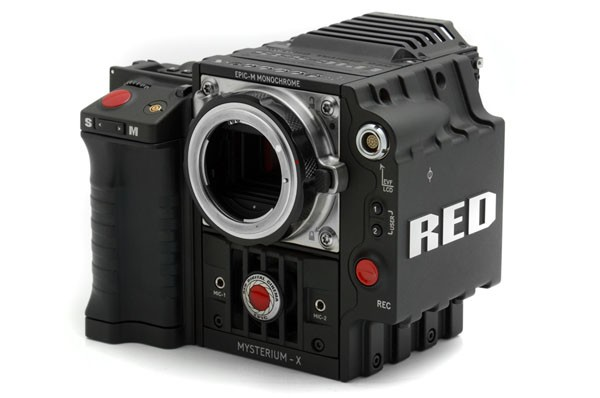Red introduces $  42K EpicM Monochrome cinema cam, on sale October 1st