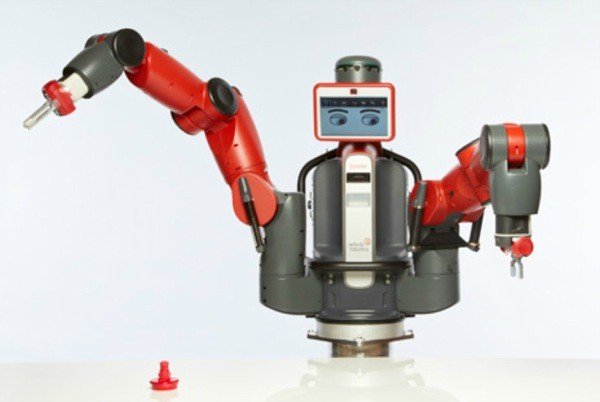 Rethink delivers Baxter the friendly worker robot, prepares us for our future metal overlords video