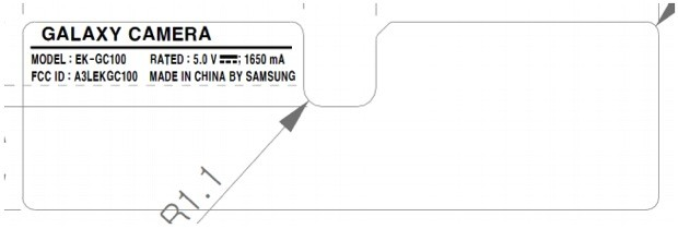 Samsung Galaxy Camera swings past the FCC with AT&Tcapable 3G