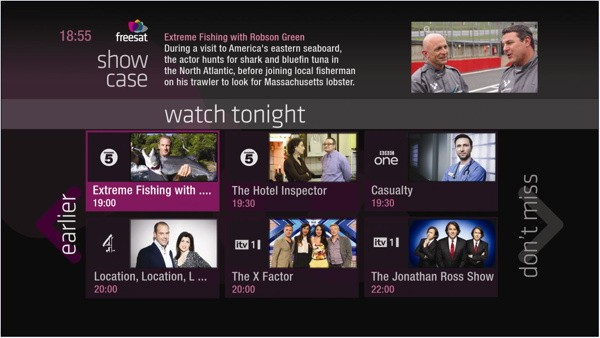 Freesat  test