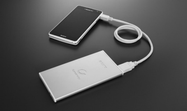 Sony announces new external batteries for smartphones and tablets