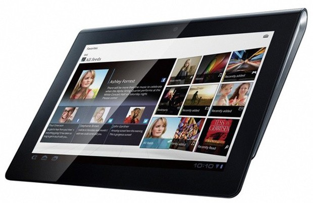 Sony Tablet S gets chunky update better multitasking and IR, 'guest mode', new media apps correction