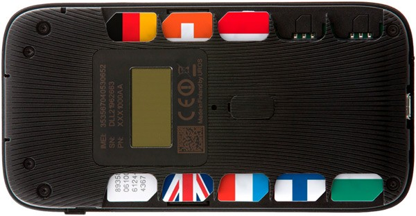 Uros' Goodspeed hotspot packs 10 SIM cards, says roaming is for chumps update fee differences