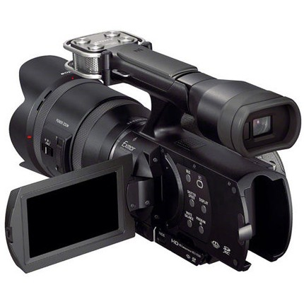 Sony VG30 camcorder images leak alongside rumor of $1,800 November arrival