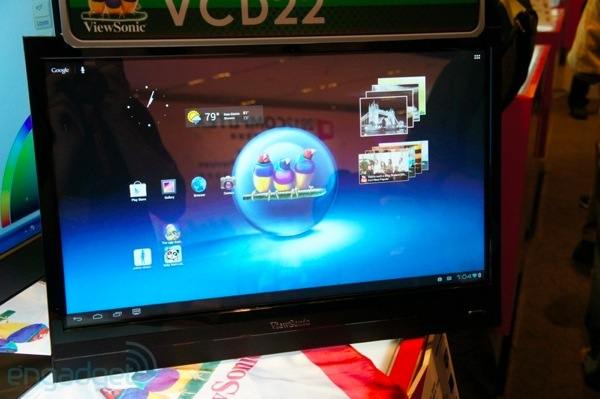 ViewSonic VSD220 Smart Display with Android 4.0 comes to US in October, dips to $399
