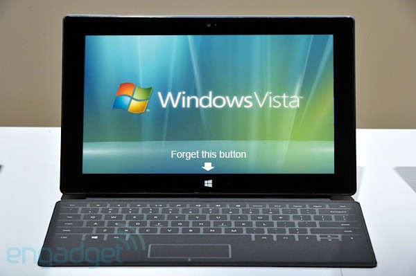 Hate Windows 8 already The Pro OEM version will let you downgrade, even to Vista