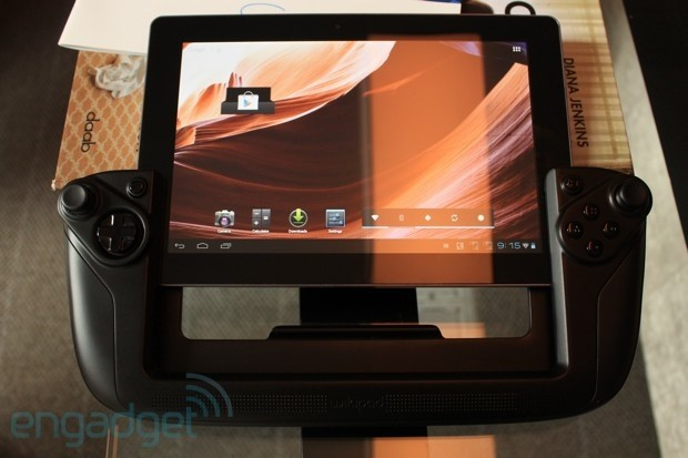 Handson with Wikipad, the $500 Android gaming tablet