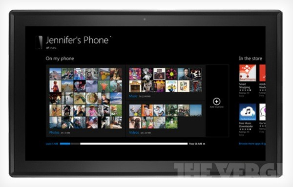 Windows Phone companion surfaces for Windows 8, takes over mobile syncing duties