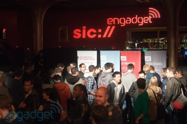 Engadget's Seattle meetup wrapup!