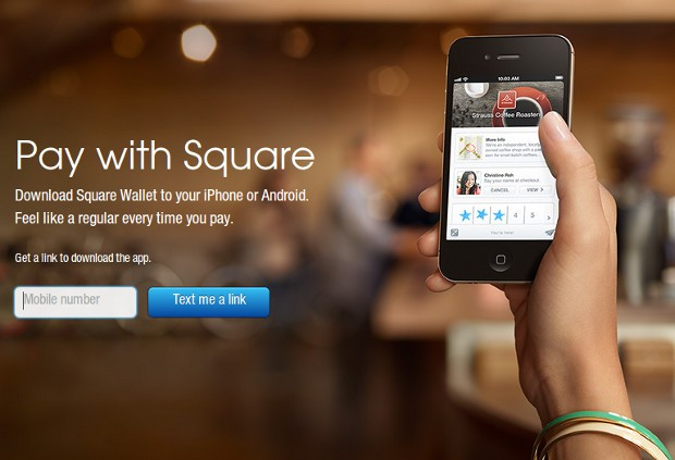 Square making Starbucks debut in November