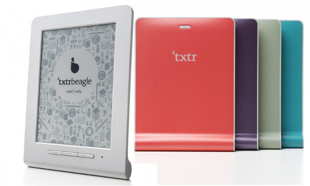 Txtr Beagle aims to corner low-end e-reader market for $13