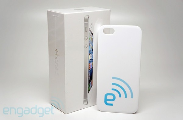 Five iPhone 5s in five days win a 16GB AT&T model with custom Engadget case, courtesy of Cafepress!