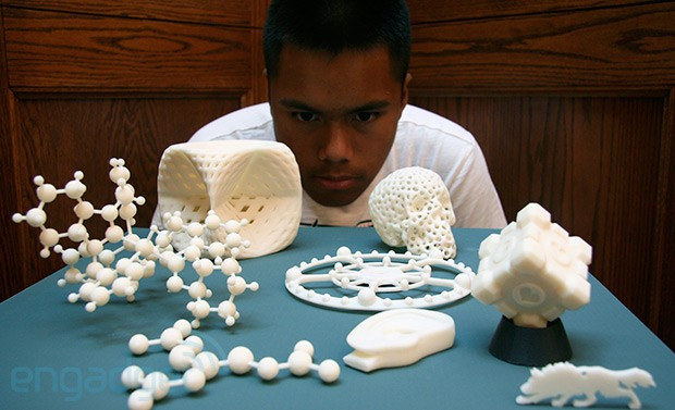 The Future of Higher Education Reshaping Universities through 3D Printing