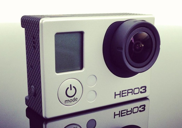 GoPro's new Hero3 Black Edition is lighter, faster, higher res and has builtn WiFi