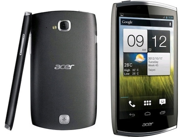 Acer CloudMobile available in the UK at long last, is priced at 290