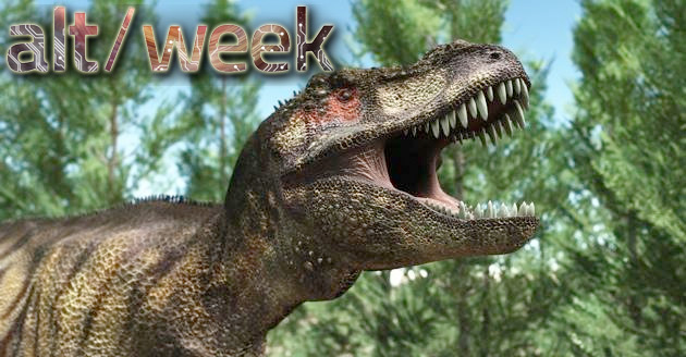 Altweek 101312 is the Universe a simulation, cloning dinosaurs and singing mice