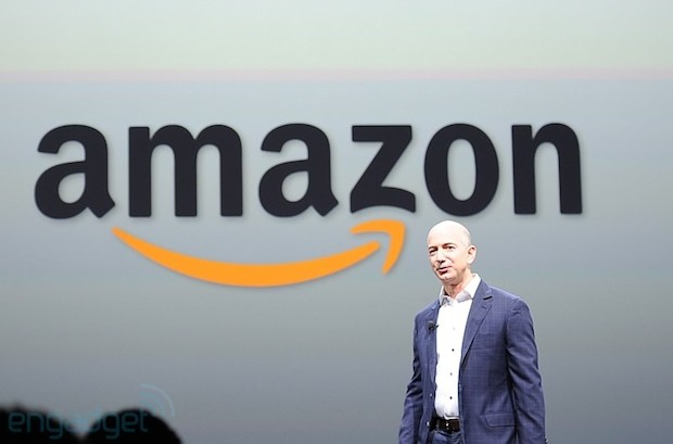 Amazon announces Q3 2012 earnings