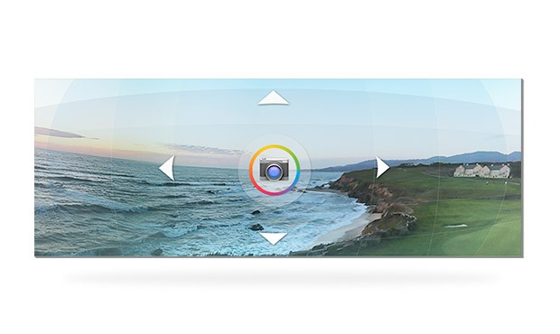Android 42's Photo Sphere camera takes on iPhone's panorama mode
