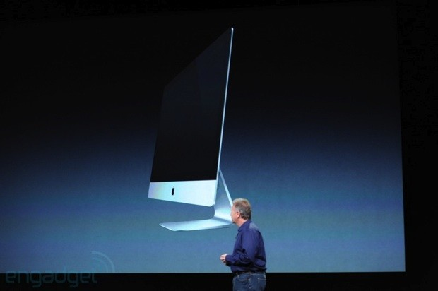 Apple unveils nextgeneration iMac with slimmer design and Ivy Bridge