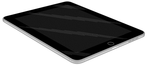 Apple granted patent for original iPad design