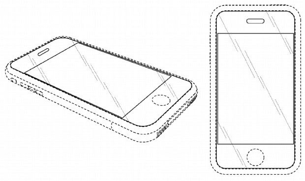 ITC rules that Samsung violates four Apple design, touch patents