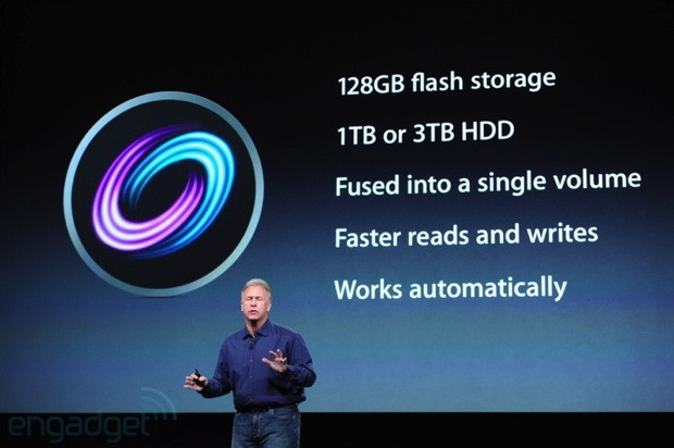 Apple Fusion Drive