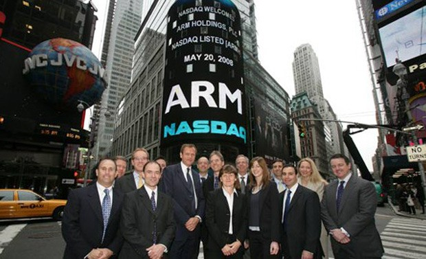 ARM posts healthy Q3 profits up 22 percent thanks to smart TVs and other new markets