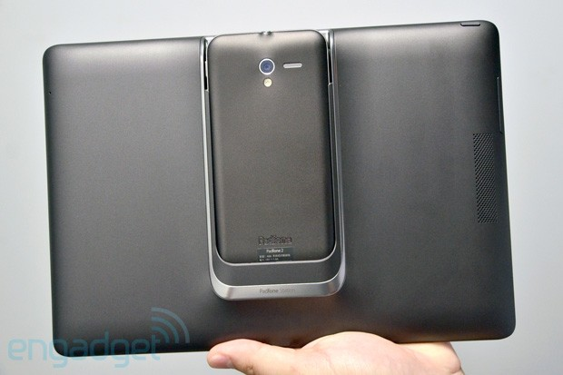 ASUS PadFone 2 handson
