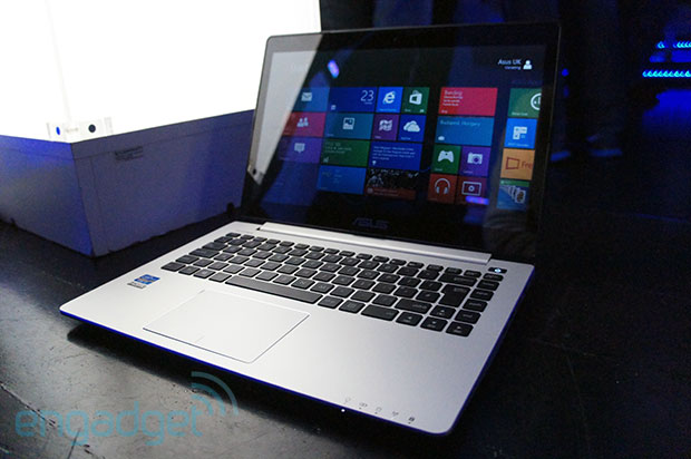 ASUS Announces Three Budget-friendly Laptops With Touchscreens, The VivoBook Q200, S400 And S500 (update: Eyes-on) Image