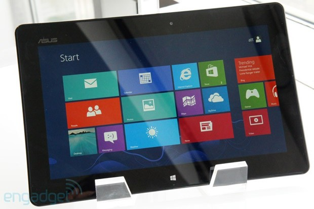 Asus VivoTab RT 101inch Windows 8 RT tablet comes to AT&T later this year, we go handson