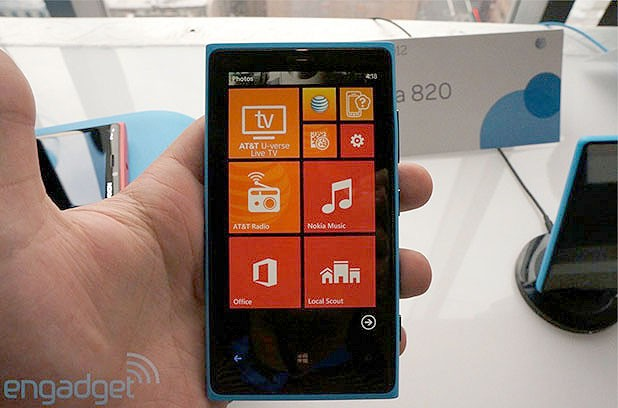 Rumor: AT&amp;T will start taking pre-orders for Windows Phone 8 devices on October 21st