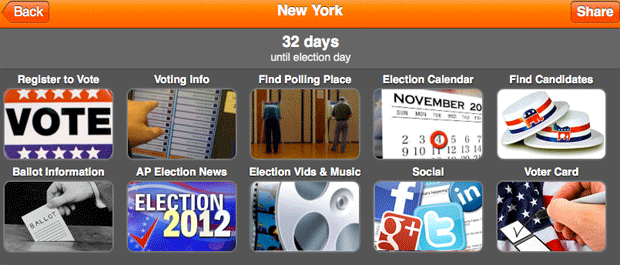 AT&T launches VoteHub, a onestop app for election info