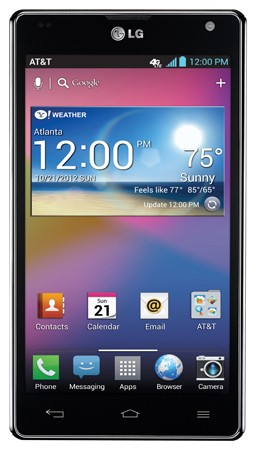 LG Optimus G coming to AT&T and Sprint