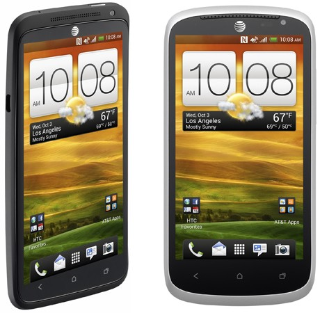 AT&T plans to carry HTC One X, introduces One VX