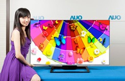 AUO develops IGZObased, 65inch 4K TV screen, vows high resolution without the high power