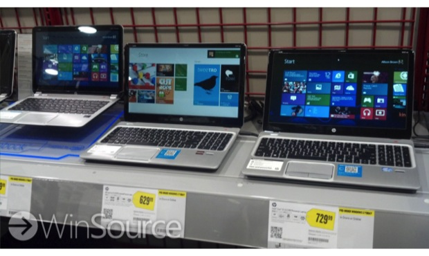 DNP Windows 8 now available to try at Best Buy