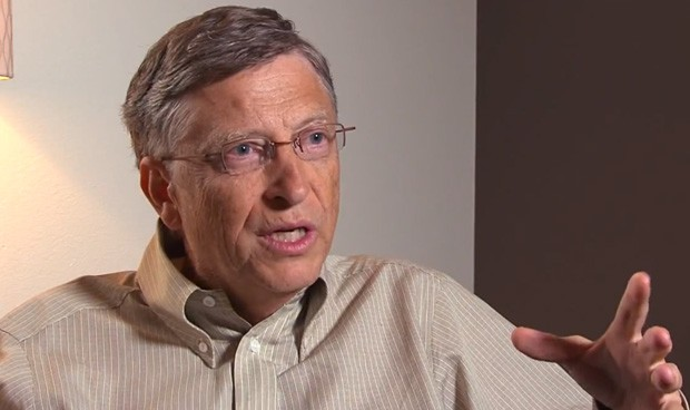 Bill Gates already has a Surface and you don't video
