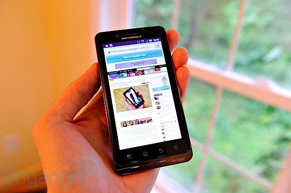 Droid Bionic finally gets an ICS update as everyone else moves on to Jelly Bean