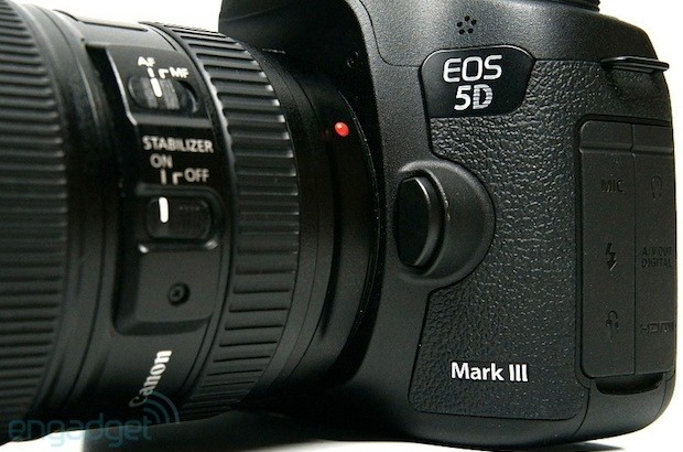 Canon's upcoming 5D Mark III firmware update brings uncompressed HDMI output support, enhanced AF functionality