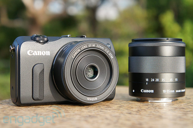 Canon EOS M review was Canon's first mirrorless ILC worth the fouryear wait