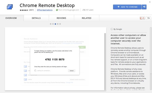 Chrome Remote Desktop comes out of beta, adds functionality to Chromebooks