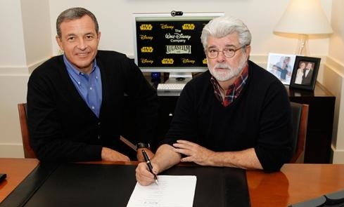 Disney acquires Lucasfilm for $405 billion, plans more Star Wars movies