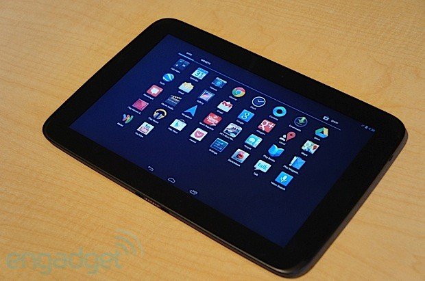 Nexus 10 handson