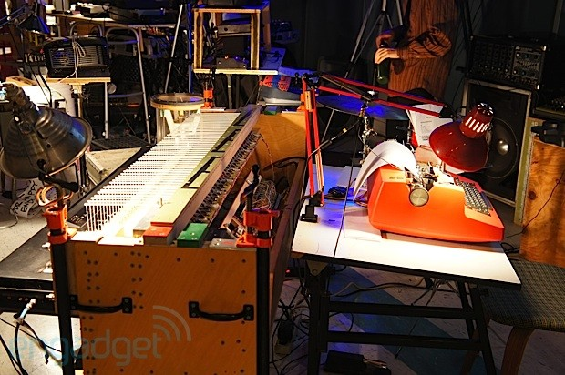 Invisible's 'The New Obsolete' showcases selfconstructed instruments, touts a typewriterdriven piano