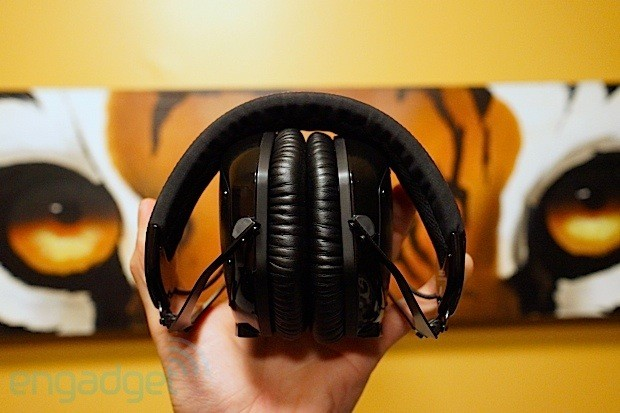 DNP VModa's M100 audiophile headphones get ready for mass production, we go ears on