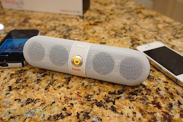 Beats by Dre Pill portable Bluetooth speaker officially drops, we take one per the Dr and go earson