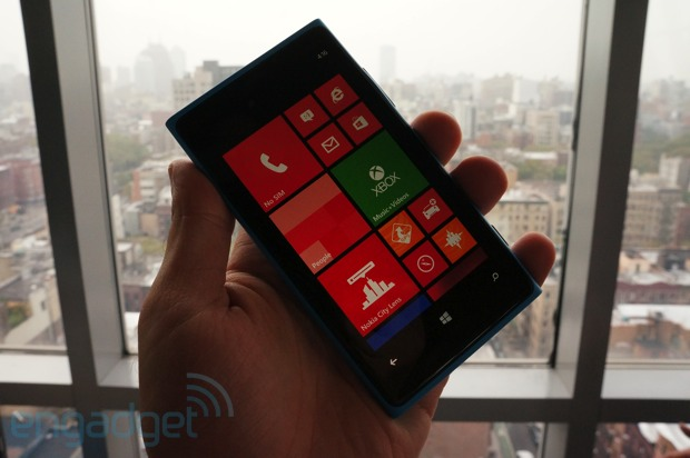 DNP  Nokia Lumia 920 for AT&T handson a Windows Phone 8 flagship with PureView imaging and LTE