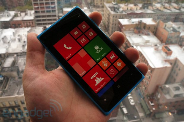 nokia lumia 920 for at amp t hands on a windows phone 8