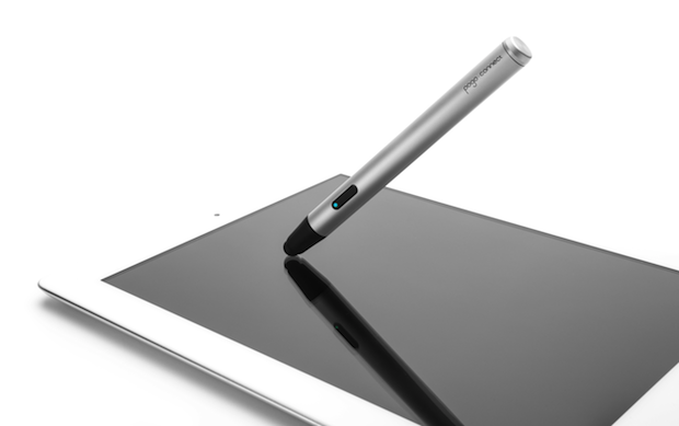 DNP Ten One introduces Pogo Connect, a pressuresensitive Bluetooth 40 stylus for new iPad