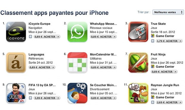 Apple adds Rubles and other currencies to app store, bumps minimum price to 089 in Europe